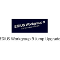 Grass Valley EDIUS Workgroup 9 Jump Upgrade from EDIUS 2-7 and EDIUS Pro 8 but not EDIUS EDU or EDIUS Neo