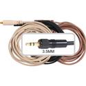 Galaxy Audio CBLSEN Replacement 3.5mm Locking Sennheiser Cable