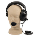 Anchor Audio H-2000S Single-Earpiece Headset