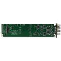 Multidyne HD-4400OG-FRX-50 4 Channel 3.0 Gbps HD-SDI Fiber Optic Receiver Card
