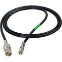 Laird HDBNC1695-BF03 Belden 1695A Plenum RG6 HD-BNC Male to BNC Female 6G/HD-SDI Cable - 3 Foot