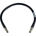 Laird HDBNC4794-MM01 High Density HD-BNC Male to Male 12G HD-SDI Cable - 1 Foot