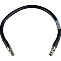 Laird HDBNC4794-MM03 High Density HD-BNC Male to Male 12G HD-SDI Cable - 3 Foot