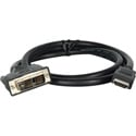 HDMI to DVI-D Cable - 10 Foot