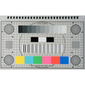 Accu-Chart HDTV 16:9 High Definition Engineers Test Chart