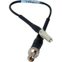 Camplex HF-M1-STF-LCM ST Female to LC Male OM1 Multimode Fiber Tactical Adapter Cable- 8 Inch