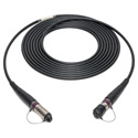 Camplex HF-NOFNOM-M-0100 Neutrik DRAGONFLY Female to Neutrik DRAGONFLY Male Mobile Fiber Optic Cable - 100 Foot