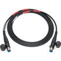 Camplex opticalCON DUO SMPTE 311 Single Mode Fiber Optic Cable - 100 Foot