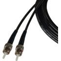 Camplex TAC1 Simplex OM3 Multimode ST Fiber Optic Tactical Cable 1000 Foot