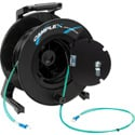 Camplex 2-Channel LC Multi Mode OM3 Fiber Optic Tactical Reel - 1000 Foot