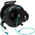 Camplex 2-Channel SC Multimode OM3 Fiber Optic Tactical Reel - 1000 Foot