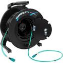 Camplex 2-Channel SC Multimode OM3 Fiber Optic Tactical Reel - 1250 Foot