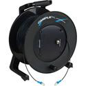Camplex TAC1 Simplex Single Mode LC Fiber Optic Tactical Cable Reel - 250 Foot