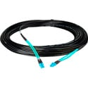 Camplex 2-Channel OM3 Multimode LC/LC Fiber Optic Tactical Snake Cable 75 Foot