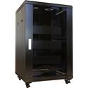 Hammond RB-AV18 18U Audio-Visual Cabinet