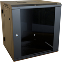 Hammond RB-SW12 12U Swing-Out Wall Cabinet