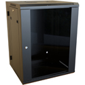 Hammond RB-SW15 15U Swing-Out Wall Cabinet