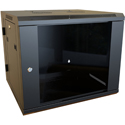 Hammond RB-SW9 9U Swing-Out Wall Cabinet
