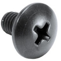 Middle Atlantic HPQ Short Rack Screws 500 Pack
