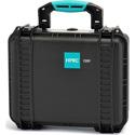 HPRC 2300F Black/Blue Hard Resin Case w/ Cubed Foam