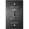 Hall Technologies  UV1-S-WP Video over UTP Sender