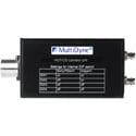 Multidyne HUT-CS-U2-SPP-ST2XXA Passive HUT Camera Adaptor - SMPTE 304M plug 2 STs