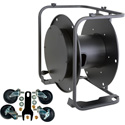 Hannay Reels AV-2 AV Series Cable Reel with Casters
