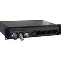 Camplex 2RU Aluminum Enclosed Cabinet for the HY45-45D2RU & HY45-90D2RU