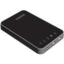 HyperDrive Hard Drive for iPad 1TB w/Photo Kit Adapter