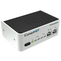 iConnectivity ICMIDI02L Multi-host 2x2 MIDI Interface with Audio passThru for Mac PC and iOS