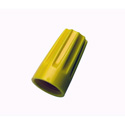 Ideal 30-074 #28-12 600V Yellow Wire-Nuts - Pack of 100