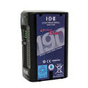 IDX DUO-C190 185 Wh Lithium Ion V-mount Battery