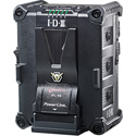 IDX IPL-98 PowerLink Endura V-Mount Battery with 2 On Battery D-taps / USB Outputs - 96Wh Capacity - Li-Ion