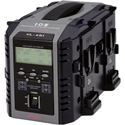 IDX VL-4S 4Channel High Speed Charger with LCD and PC Interface For VMount Batts
