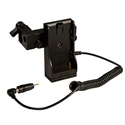 ikan BMPCC-PWR-1RD-P Blackmagic Pocket Cinema Camera Single Rod DV Power Kit for Panasonic D54
