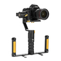 ikan EC1-DGH-KIT EC1 Beholder 3-Axis Gimbal Kit with Dual Grip Handles & Li-Ion Batteries
