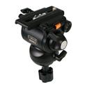 E-Image GH03 75mm Pro Fluid Video Head 11 lbs max