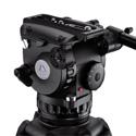 E-Image GH10L 100mm Pro Fluid Video Head 22 lbs max