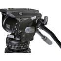 E-Image GH25 100mm Pro Fluid Video Head 55 lbs max