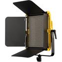 ikan OYB10 Onyx 1 x 1 Bi-Color 3200K-5600K Aluminum LED Light with V-Mount Battery Plate