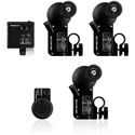 PDMOVIE PDL-FIZ-V2 Remote Live 3 Compact 3-Channel Focus Iris & Zoom Lens Control System