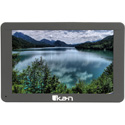 Ikan S7P-DK Saga 7-Inch High Bright 4K Support HDMI/3G-SDI Monitor with Scopes Deluxe Kit
