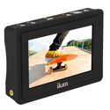 ikan VL35 3.5 Inch 4K Signal Support HDMI On-Camera Field LCD Monitor with Canon LP-E6 Battery Plate