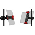 IK Multimedia IPIKLIP3PRO iKlip 3 Deluxe - Universal Table T Holder for Mic Stand Mount And Tripod Mount