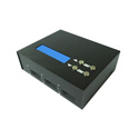 ILY DM-FU0-10SDHDD Mobile Pro SD to HDD Backup Station (1-10)