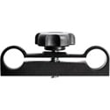IndiPro Tools 15MMC Dual 15mm Rod Clamp with 1/4 Inch-20 for Power Pod