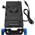 IndiPro Tools IPROTO21 V-Mount Plate and 15mm Mounting System for Rotolight NEO On-Camera LED Light