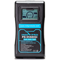 IndiPro Tools PD95SDIGI Compact 95WH V-Mount Li-Ion Battery with Digital LCD Display