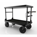 INOVATIV 900-230 Ranger 48 Video Production Cart - 40H x 48W x 24D
