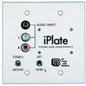 Pro Co iPlate Portable Audio Player Interface Wallplate